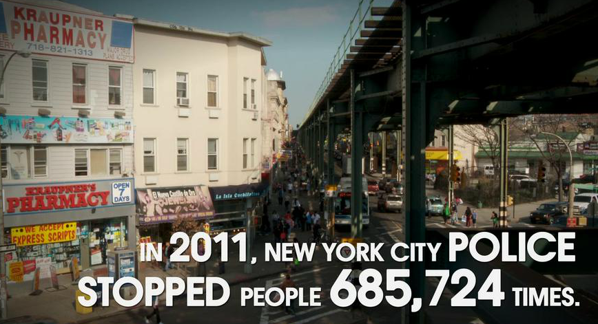 The Scars of Stop & Frisk, NY Times